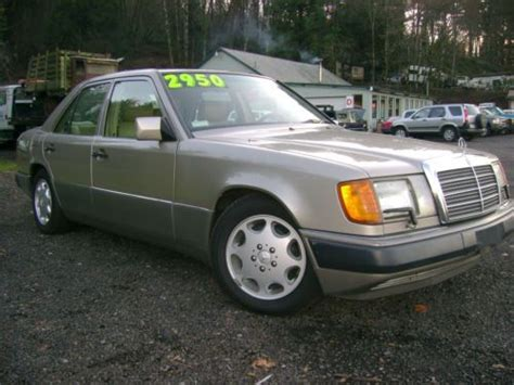 buy car manuals 1992 mercedes benz 300e parking system service manual 1992 mercedes benz 400e headrest removal buy used 1992 mercedes benz 400e