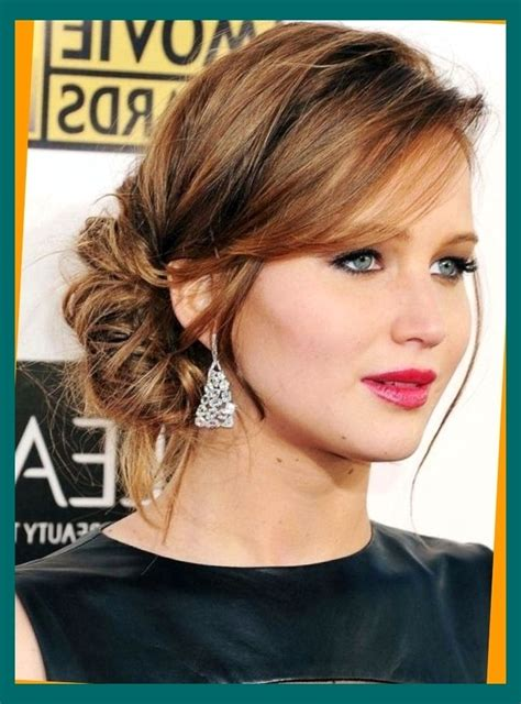 Formal Hairstyles For Medium Length Hair by 50 Trendiest Updos For Medium Length Hair Hairstyle