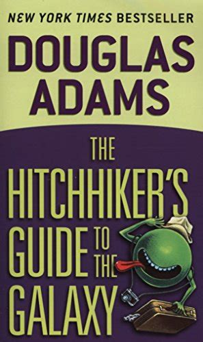 Novel List Ori New the hitchhiker s guide to the galaxy book cover