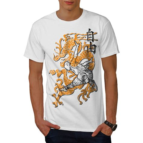 Burning Monk T Shirt For Mens buddhist monk t shirt new wellcoda ebay