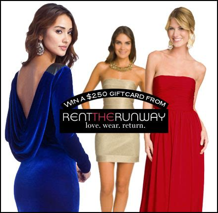 Rent The Runway Gift Card - win cool stuff 250 rent the runway gift card the budget babe affordable fashion