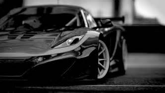 black and white cars vehicles mclaren mclaren mp4 12c