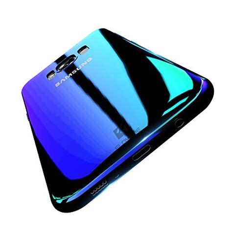 Samsung Galaxy S6 Edge Gradient Rainbow Ultra Slim Soft Cover technik floveme g 252 nstig kaufen bei i tec de