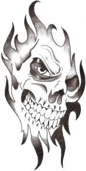 grim reaper n lady skull tattoo design on sleeve real