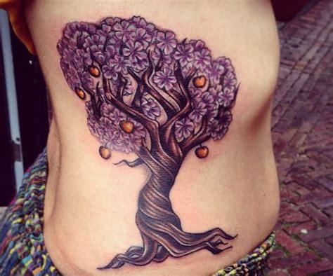 baum tattoo seine bedeutung und 40 tolle design ideen