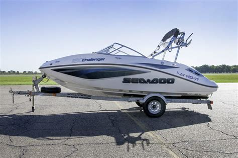 seadoo challenger for sale sea doo challenger 180 se boat for sale from usa