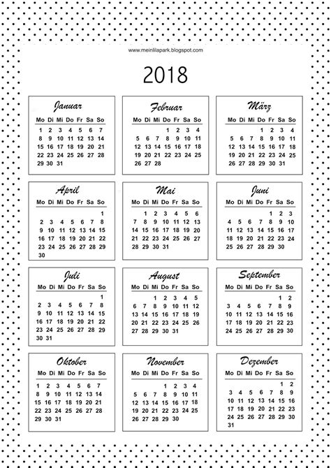 printable calendar 2018 bullet journal free printable bullet journal templates 2018 calendar