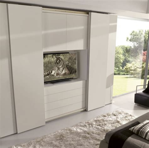 da letto con tv armadio da letto con tv design casa creativa e