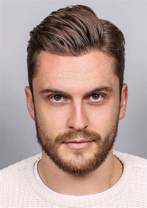 round faced male model top 33 elegant haircuts for guys with square faces