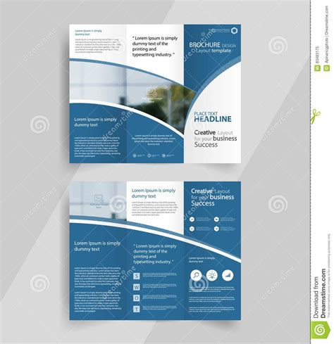 trifold vectors photos and psd files free download