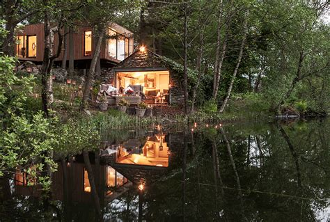 Luxury Lakeside Cottages Lake District by Just For The Weekend The Gilpin Hotel Lake House