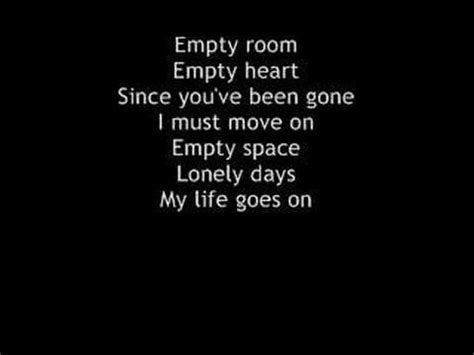 nelly empty room lyrics