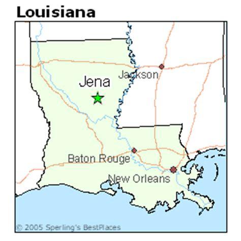 jena louisiana map best places to live in jena louisiana