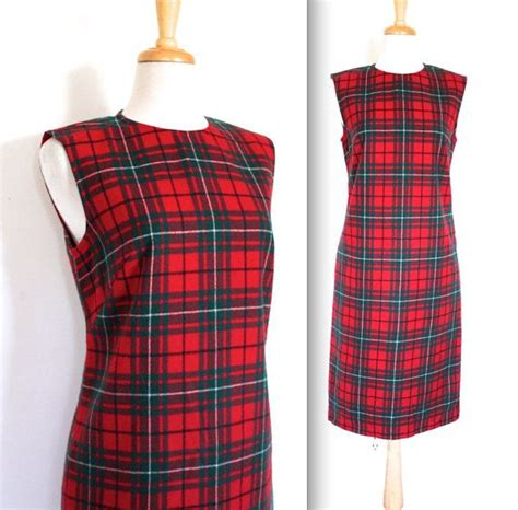 Bo Tartan Dress 378 best images about vintage plaid on