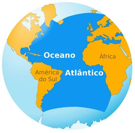 ocano frica oceano atl 226 ntico geografia infoescola