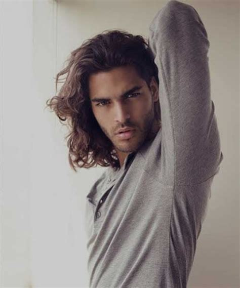 Longer Hair Styles For Guys by Hairstyles For With Thick Hair Hairstyles