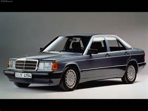 Mercedes 190 D Mercedes 190 E More Information