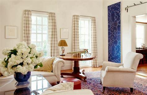 Living Room Rugs And Curtains Gingham Style With Prada Fashion Forward Nbaynadamas
