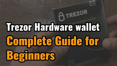 cryptocurrency the complete basics guide for beginners bitcoin ethereum litecoin and altcoins trading and investing mining secure and storing ico and future of blockchain and cryptocurrencies books how to use trezor hardware wallet complete guide for