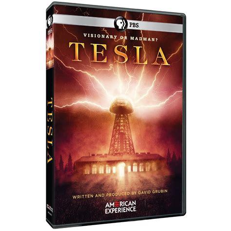 Tesla Pbs American Experience Tesla Dvd Shop Pbs Org