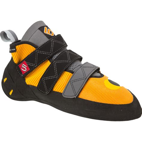 best climbing shoes five ten anasazi high top climbing shoe backcountry