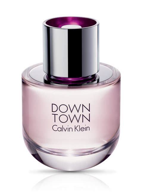 calvin klein downtown perfume woody floral fragrance for