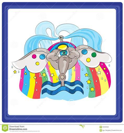 aquarius stock vector image 55949322
