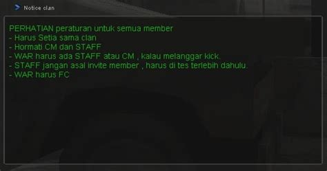 Cln Kuning indonesia clan community cara membuat warna di info