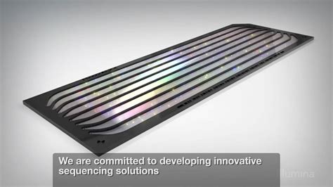 illumina flow cell patterned flow cell technology subtitled illumina