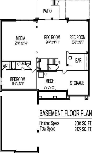 Bungalow Basement Floor Plans by Inspirational Bungalow With Basement House Plans New