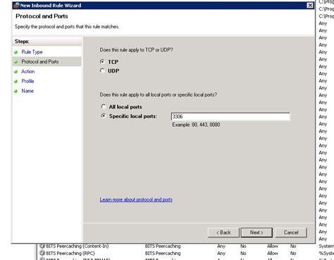 port range windows vista firewall open port range free programs