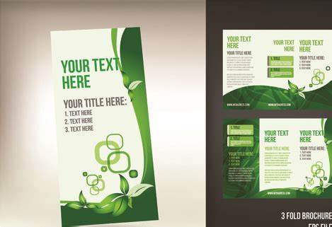tri fold brochure template download tri fold brochure