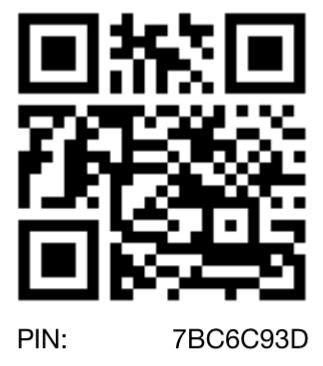 membuat qr code pin bbm contact photographer videographer costa del sol