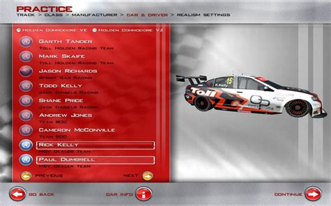 Aero88 Templates nr2003 car templates images