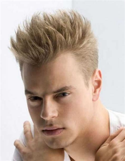 spiked hair in the front guy 25 spiky haircuts for guys mens hairstyles 2018