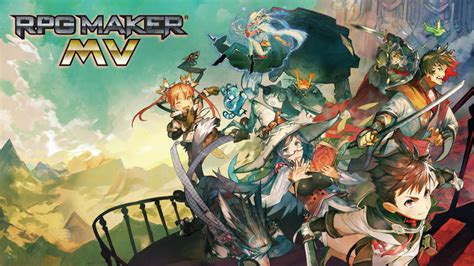 theme generator art rpg maker mv rpg maker make your own video games