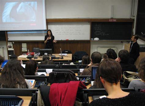 corsi di commercio bologna penelope lezione all universit 224 di bologna facolt 224 di
