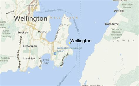 wellington weather station record historical weather for