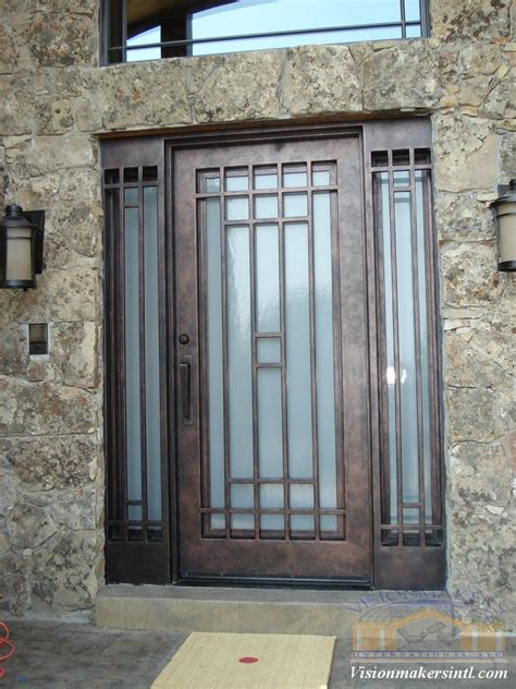 home design plus inc iron front doors safety door designs for flats modern
