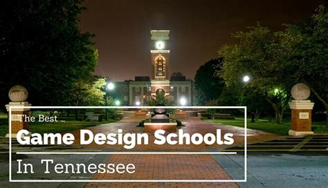 game design university ontario where to learn video game creation in tennessee
