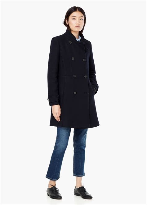 7 Best Pea Coats For Fall by Classic Peacoats For 2018 Become Chic