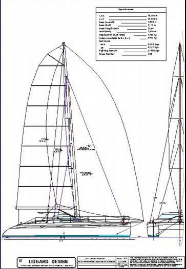 catamaran study plans free catamaran study plans plan make easy to build boat