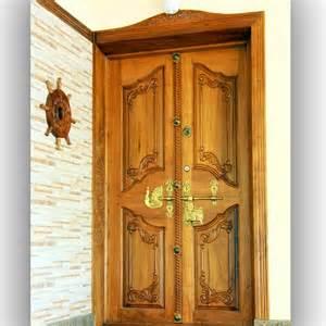 Traditional Indian Living Room Designs - front single door designs kerala style ofj dpwhh com wooden design double auto x wood