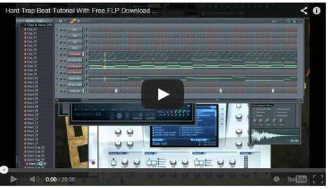 tutorial fl studio download fl studio trap beat tutorial with free flp download fl