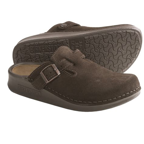 suede clogs for tatami by birkenstock oklahoma clogs suede slip ons