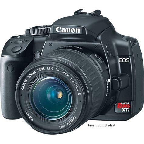 Lcd Canon 400d Rebel Xti Digital X canon eos digital rebel xti digital black