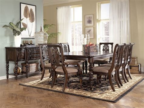 dining room 2017 catalog ashley furniture dining room