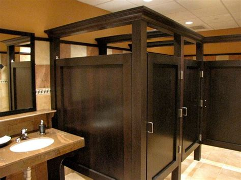 Bathroom Partition Ideas 25 Best Commercial Bathroom Ideas On Pinterest Office