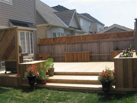 ideas design cheap backyard deck ideas interior