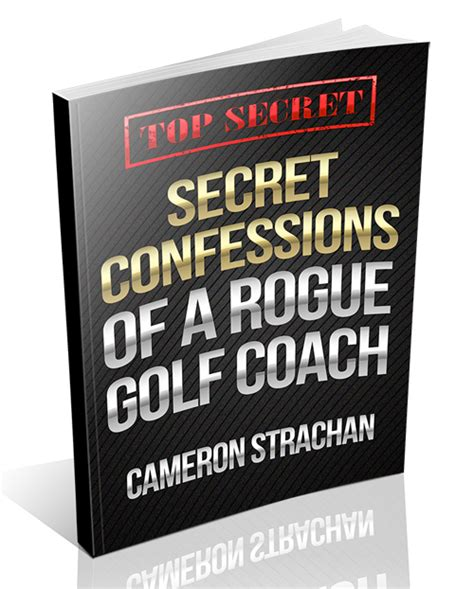 confessions of a golf pro books golf books